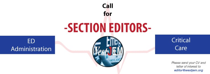 Call-for-Section-Editors