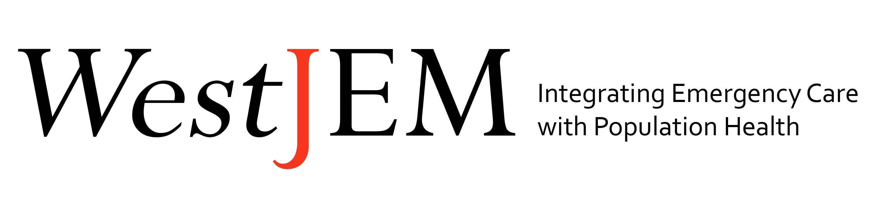 Westjem Submission Guidelines  The Western Journal Of Emergency