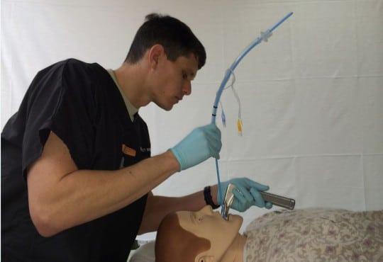 Comparison of Preloaded Bougie versus Standard Bougie Technique for Endotracheal Intubation in a Cadaveric Model
