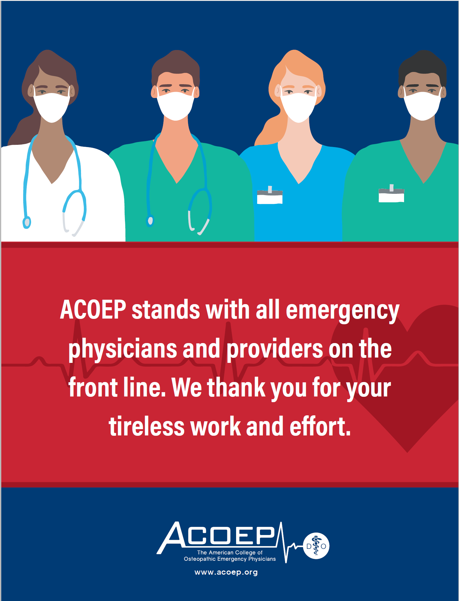 Screenshot – ACOEP Heroes Ad