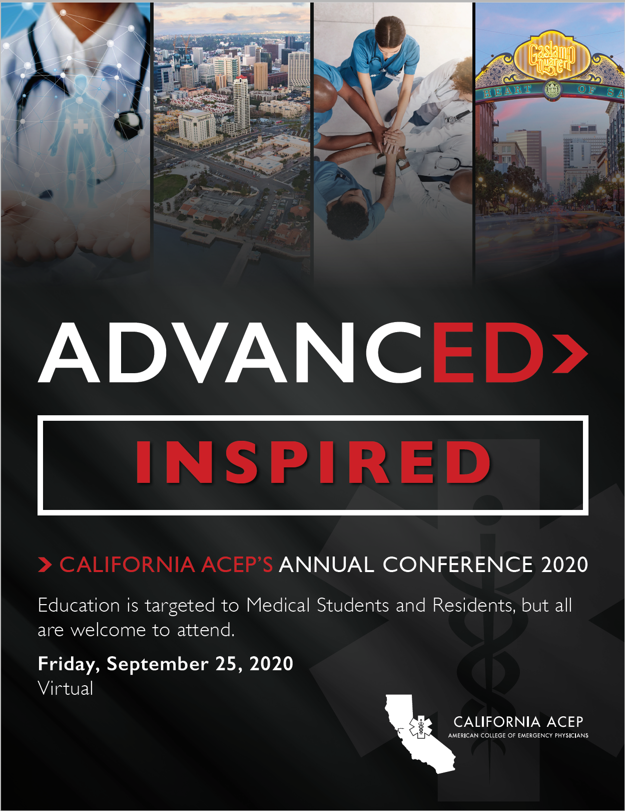 Screenshot – CalACEP Annual Conference 2020